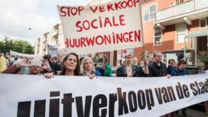 Concrete actie voor behoud sociale voorraad