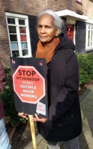 Vrijdag 1 maart demonstratie 'Stop de Verkoop!'