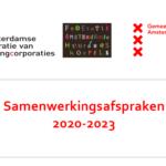 Monitor Samenwerkingsafspraken 2020-2023 broddelwerk